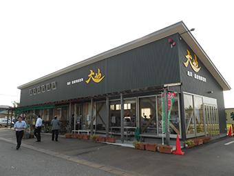亀田・農産物直売所 大地